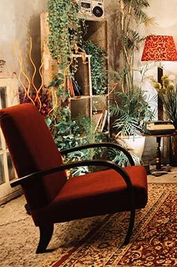 vintage interieur inspiratie