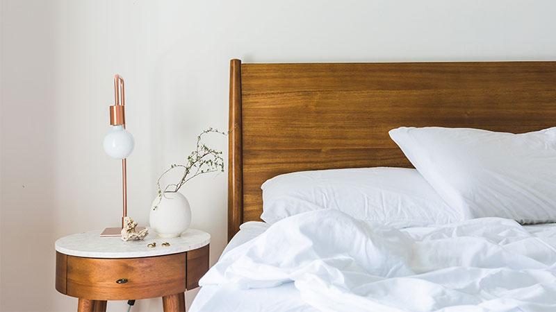 Retro Slaapkamer Ideeen.Slaapkamer In Vintage Stijl Inspiratie Voor Het Inrichten